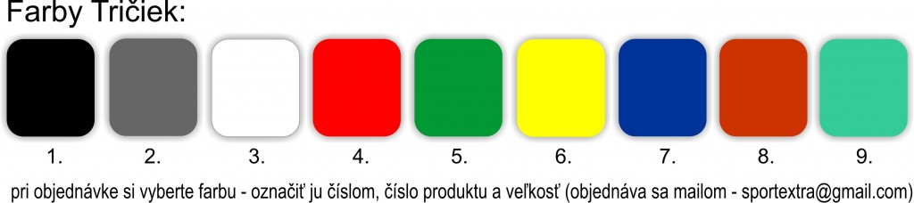 farby - vzorkovnik